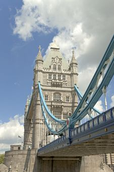 Free Tower Bridge (London) Royalty Free Stock Photography - 16641287