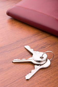 Free Bunch Of Keys Stock Images - 16641344