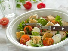 Free Salad Royalty Free Stock Photos - 16641588