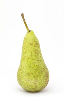 Free Ripe Pear Royalty Free Stock Photo - 16641775