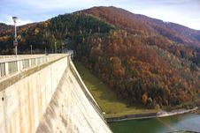 Free Bicaz Dam Stock Photo - 16642180