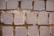 Free Pavement Pattern Royalty Free Stock Photography - 16642577