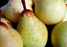 Free Pile Of Pears Royalty Free Stock Image - 16642756