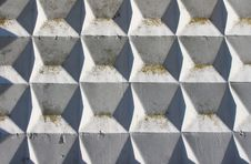 Free Abstract Concrete Wall Stock Image - 16642781