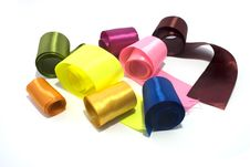 Free Colour Tapes Royalty Free Stock Photography - 16642907