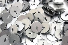 Free Buttons For A Paper Royalty Free Stock Image - 16643306