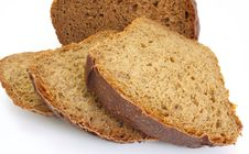 Free Black Rye Bread Stock Image - 16643391
