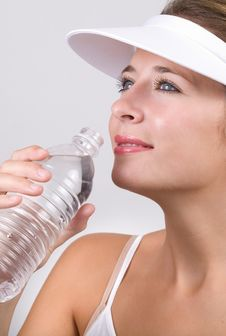 Free Drinking A Water Royalty Free Stock Image - 16643816