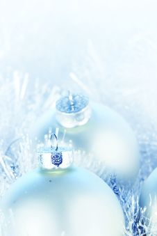 Free Christmas Of Silver Stock Photo - 16643870