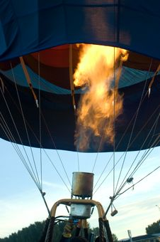 Free Hot Air Balloon Stock Image - 16643891