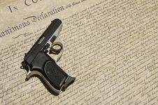 Free The Right To Bear Arms Stock Photography - 16643982