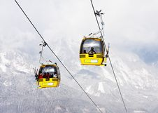 Free Ski Resort  Schladming . Austria Stock Photo - 16645220
