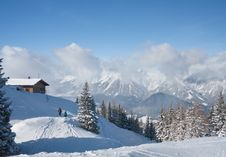 Free Ski Resort Schladming . Austria Stock Images - 16645304