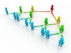 Free Team Leader Stock Image - 16645411