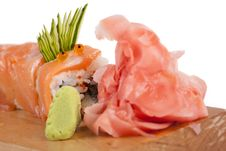 Free Red Sushi  Dragon Royalty Free Stock Images - 16645829