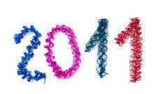 Free New Year 2011 Stock Image - 16645951