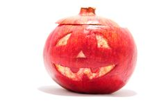 Free Halloween Face Royalty Free Stock Images - 16646209