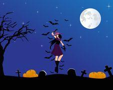 Free Witch Stock Photo - 16646430