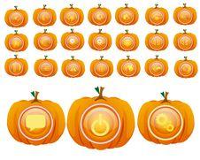 Free Pumpkins Stock Image - 16646471