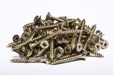 Free Screws Stock Photo - 16648460