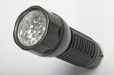 Free Flashlight Royalty Free Stock Image - 16648586