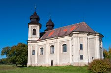 Free Baroque Chapel Royalty Free Stock Photography - 16649197