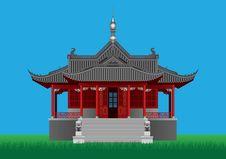 Free Chinese Pavilion Stock Images - 16649744