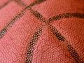 Free Worn Old Basketball Stock Photography - 16656902