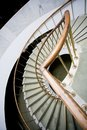 Free Bend Of Stairs Royalty Free Stock Image - 16657566