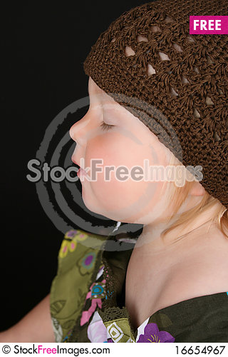 Free Dreaming Girl Royalty Free Stock Photography - 16654967