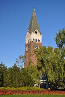 Free Clock Tower Stock Photos - 16650643