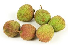 Free Lychee Stock Photography - 16651092