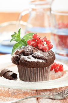 Free Chocolate Muffin Stock Images - 16651224
