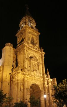 Free St. Miguel Church In Jerez Stock Photos - 16651233