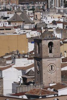 Free Towers Of Málaga Stock Image - 16651531