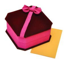 Free Elegant Empty Box Royalty Free Stock Images - 16652209