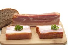 Free Cooked Pig Meat Royalty Free Stock Photography - 16652287