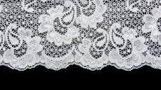Free White Lace Stock Photos - 16652373