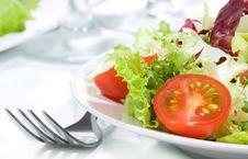 Free Salad Royalty Free Stock Photos - 16652458