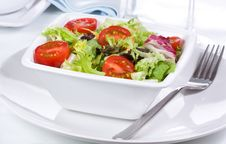 Free Salad Royalty Free Stock Images - 16652539