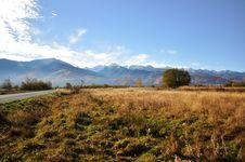 Free Autumn Landscape Royalty Free Stock Photo - 16652705