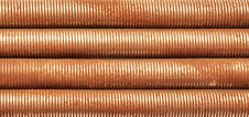 Free Rusty Springs. Royalty Free Stock Photography - 16653317