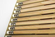Free Pencil Box Royalty Free Stock Photo - 16653525