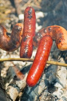 Free Sausages Stock Images - 16653764