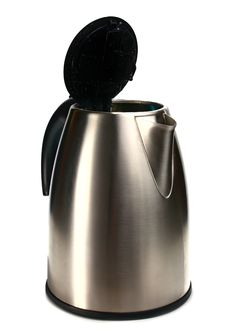 Free Electric Kettle With An Open Lid Royalty Free Stock Photography - 16653947