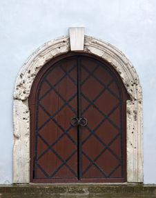 Free Ancient Door Stock Photography - 16654412