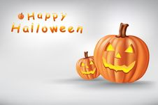 Free Halloween. Vector Royalty Free Stock Images - 16655019