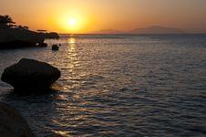 Free Sunrise Stock Photography - 16655552