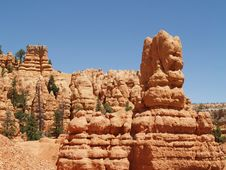 Free Red Canyon Stock Images - 16655804