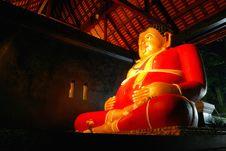 Free Maitreya Buddha Stock Photo - 16656230